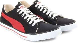 Puma Hip Hop 5 Ind. Men Canvas Sneakers