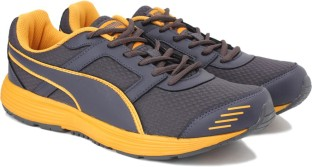 Puma Harbour Fashion DP Running Shoes (Grey)