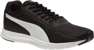 5c9590a6a99bf6 Puma Flume SL Running Shoes For Men - Buy Puma White-Puma Silver ...