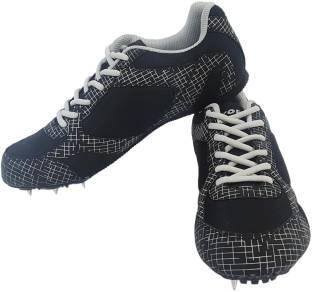 Nivia RUNNING SPIKES ZION-1 Running Shoes For Men - Buy