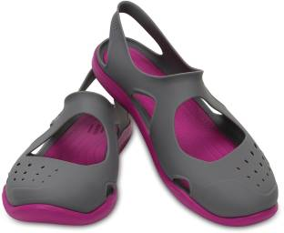 20d9ffd08 Crocs Swiftwater Wave Clogs For Women - Buy 203995-59L Color Crocs ...