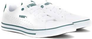 Puma Court Point Vulc IDP Sneakers For Men  (White)