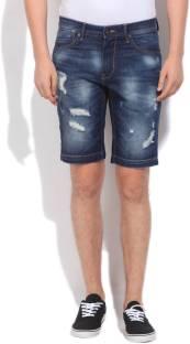 off on Men's Cargos Shorts