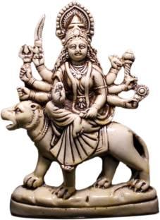bcf053e8b70 Amazing India Goddess Durga Ma Idol Statue Decorative Showpiece - 12.65 cm