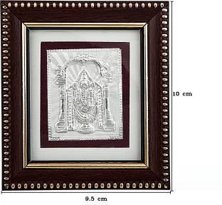 Satish Stores Lakshmi / Gowri Face Decorative Showpiece - 18