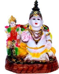 Narayan Religious Shopee Mercury Kuber Idols / Parad Kuber Murti
