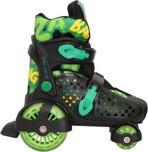 Nivia Junior Quad Roller Skates Size 9