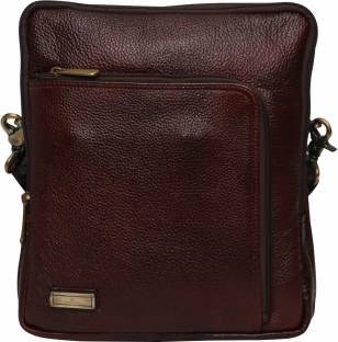 04821bcee3 Coach Women Brown Genuine Leather Sling Bag Saddle-00 - Price in ...