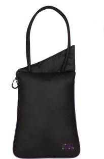 Wildcraft Women Casual Black Polyester Sling Bag