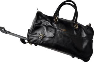 558082810df CAT 23 inch/59 cm Yosemite Travel Duffel Bag Black - Price in India ...