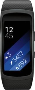 SAMSUNG गियर फ़िट 2 काले Smartwatch