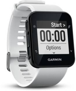 GARMIN Garmin Forerunner 35 White Smartwatch