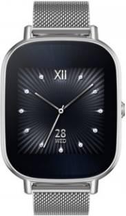 ASUS Zenwatch 2 Silver Case Smartwatch