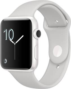 Apple Watch Edition 42mm White Ceramic Case with Cloud Sport Band Ceramic Smartwatch