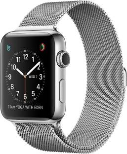 Apple Watch Series 2 - 42 mm Stainless Steel Case with Milanese Loop Stainless Steel Smartwatch