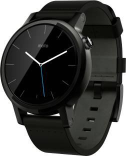 MOTOROLA Moto 360 2nd Gen (42 mm) for Men Smartwatch