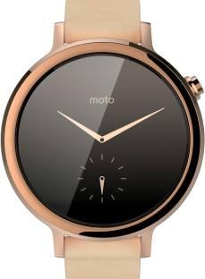 MOTOROLA Moto 360 2nd Gen (42 mm) for Women Smartwatch