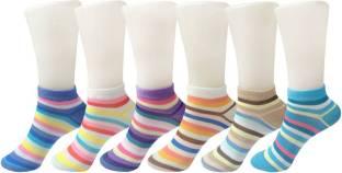 garmento hub Women's Ankle Length Socks