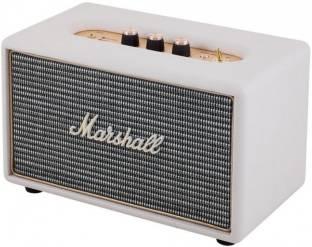 speakers marshall. marshall acton portable bluetooth home audio speaker speakers