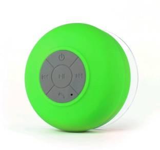 Ultra Bass Waterproof/Shower 3 W Portable Bluetooth Speaker