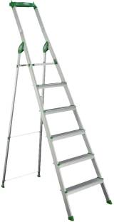 Bathla Eco 5 Step Aluminium Ladder