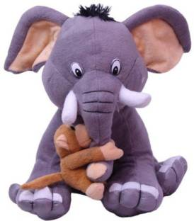 Archies Cute Elephant Soft Toys For Boys Girls Children 8 Cm