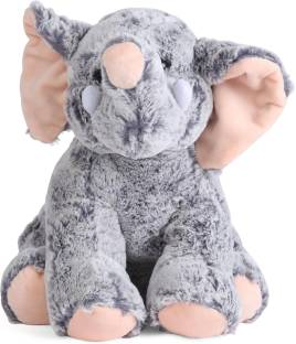 Starwalk Elephant Plush Grey Colour - 29 cm