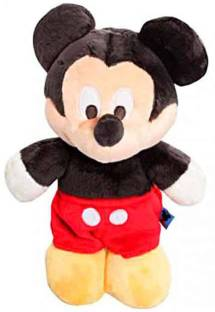 Disney Plush Mickey Flopsie New 10 - Soft Toy - 10 inch