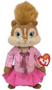 TY Beanie Babies Jeanette Alvin And The Chipmunks - Jeanette Alvin ... 80cfffdfc07d