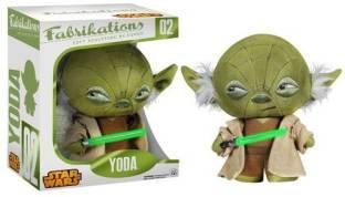 Kuhu Creations Star Wars Cute Cartoon Master Yoda Plush Toys