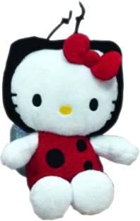 Hello Kitty Lady Beetle Custome - 8 inch