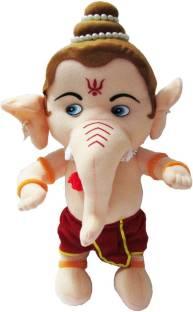mamta enterprises Soft Toys Bal Ganesha  - 45 cm