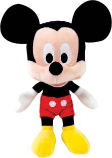 Disney Mickey Big Head Chunky Range - 25 cm