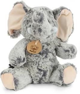 Starwalk elephant Plush Grey Colour - 20 cm