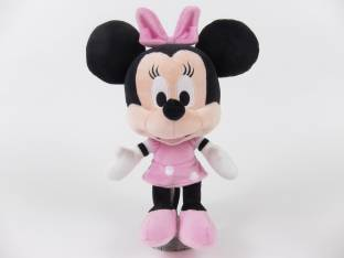 Disney Minnie Big Head Chunky Range - 10 inch