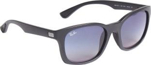 Ray-Ban Wayfarer Sunglasses (Blue)