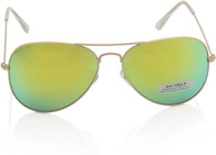 Joe Black JB-3025P-C10 Aviator Sunglasses