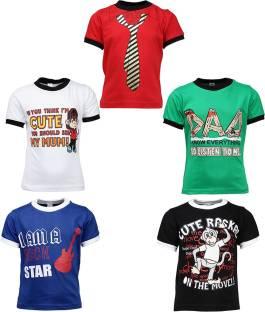 Polos & T-Shirts For Boys - Buy Boys Polos & T-Shirts ...