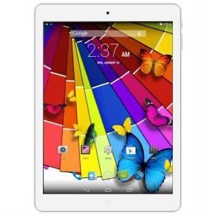 Swipe 1 GB RAM 16 GB ROM 9.7 inch Tablet (White)