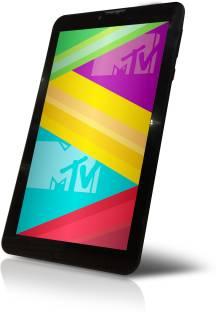 Swipe MTV Slash 4X 1 GB RAM 4 GB ROM 7 inch with Wi-Fi+3G Tablet (Black)