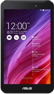 ASUS Fonepad 7 FE170CG 1 GB RAM 4 GB ROM 7 inch with Wi-Fi+3G Tablet (Black)
