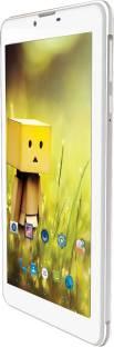 I Kall N5 2 GB RAM 16 GB ROM 7 inch with Wi-Fi+4G Tablet (White)