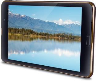 iball Bio-Mate 1 GB RAM 8 GB ROM 8 inch with Wi-Fi+3G Tablet (Cobalt Brown)