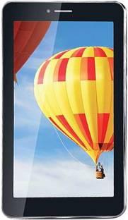 iball 3G Q45 1GB 1 GB RAM 8 GB ROM 7 cm with Wi-Fi+3G Tablet (Black)