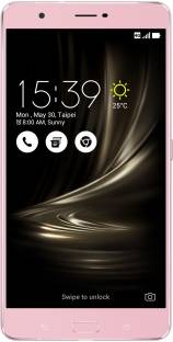 ASUS ZenFone 3 Ultra 4 GB RAM 64 GB ROM 6.8 inch with Wi-Fi+4G Tablet (Rose Gold)