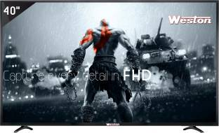 Weston 101 cm (40 inch) Full HD LED TV