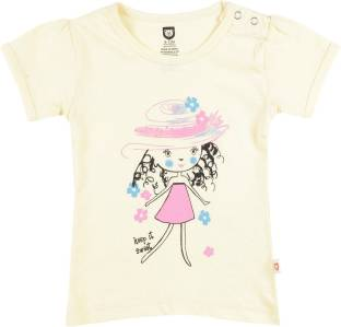 612 League Top For Baby Girl's Casual Top