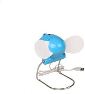 Goodbuy Flexible Electronic Cooling Fan GM 108 Laptop Accessory Blue