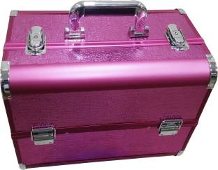Shany Fantasy Collection Makeup Artists Cosmetics Train Case Makeup