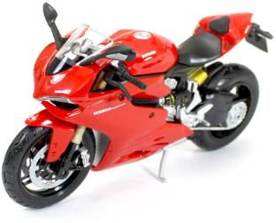Maisto Ducati Multistrada 1200s Bike Assembly Kit Ducati